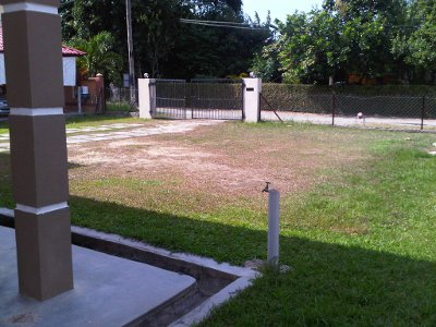 parking homestay